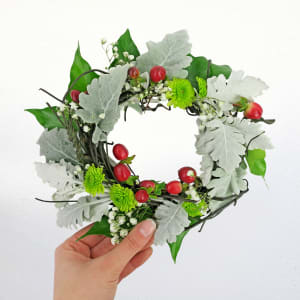 Christmas Mini Wreath