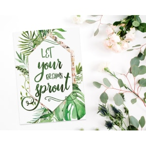 Let Your Dreams Sprout