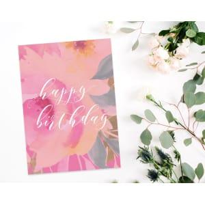 Happy Birthday - Velvetine