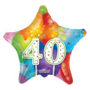 40 Balloon - Star
