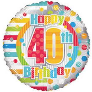 40 Th Birthday