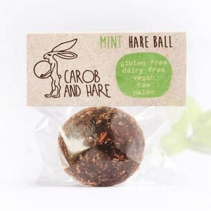 Mint Hare Ball