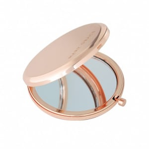 Compact Mirror - Rose gold