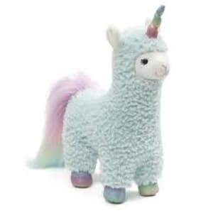 Llamacorn Cotton Candy