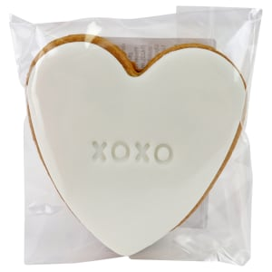 XOXO Heart Cookie