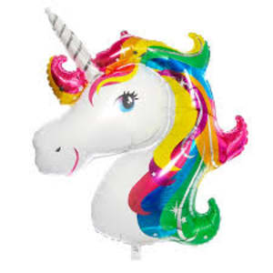 Unicorn Balloon 126 CM