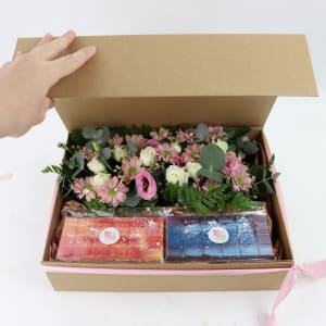 Sugar Harvest Blocks & Flowers