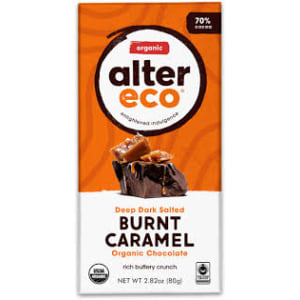 Alter Eco - Burnt Caramel