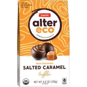 Salted Caramel Truffles