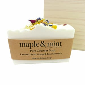 Maple & Mint - Pure Coconut