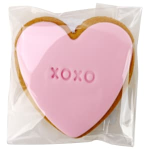 XOXO Pink Cookie