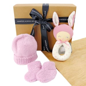 Newborn Kit (Pink & White)