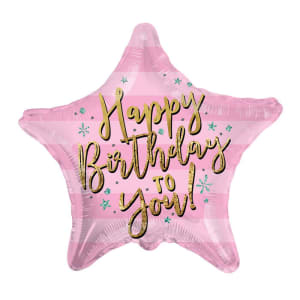 Happy Birthday To You - Pink