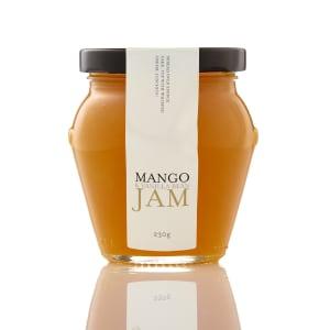 Mango & Vanilla Bean Jam