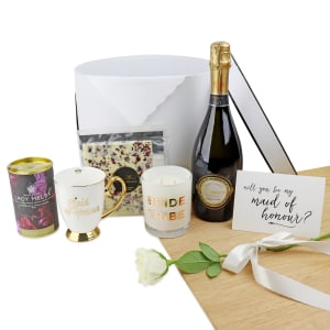 Maid Of Honour Box - Premium