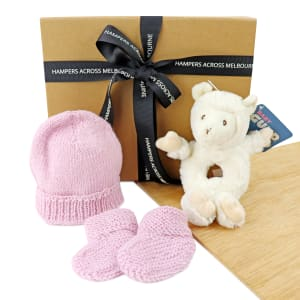 Beanies,Booties & Baby Oh My!