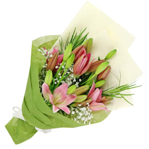 Mother's Day Lily Lady Deluxe