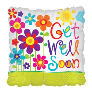 Square Get Well Soon