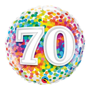 Aged 70 Dots