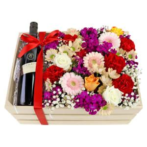 Pepperjack Flower Crate