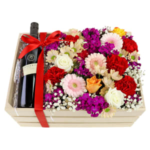 Pepperjack Flower Crate
