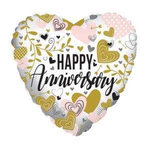 Happy Anniversary - Heart