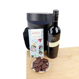 Shiraz and Chocolate