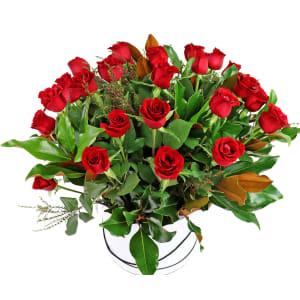 Extravagant Rose Box