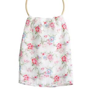 Muslin Wrap - Cottage Floral