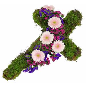 Dearheart Flower Cross