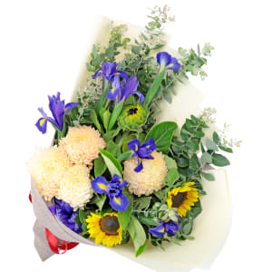 Bold Blooms Bouquet