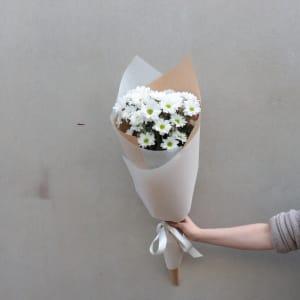 Chrysanthemums - White