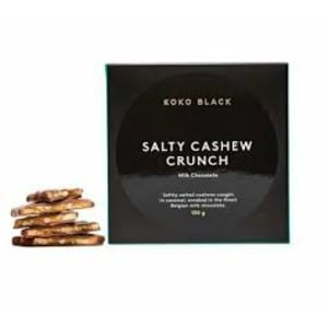 Salty Cashew Crunch