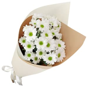Chrysanthemum Bunch - White