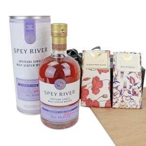 Spey River & Cicada