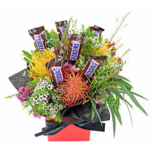 Sweet Wildflower Posy Box
