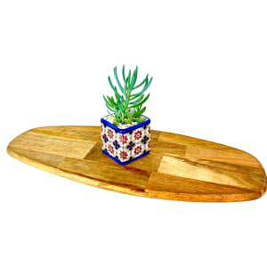 Mexican Planter - Blue