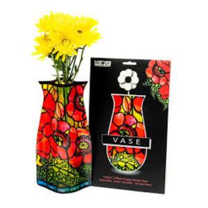 Louis C. Tiffany Poppy Vase