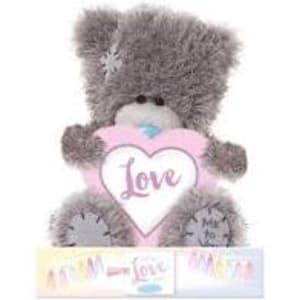 Me To You  Love Bear