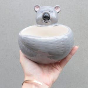 Koala Planter 13cm