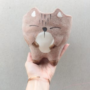 Racoon Planter - Small