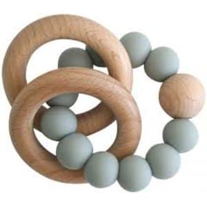 Beechwood Teether Ring