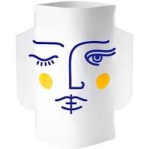 Paper Flower Vase - Janus