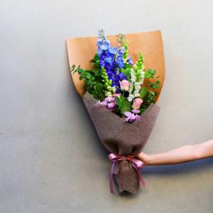 Pastel Cottage Bouquet