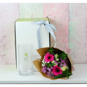 Hidden Mixed Posy Gift Box