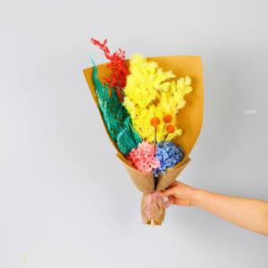 Crayola Dried Flowers