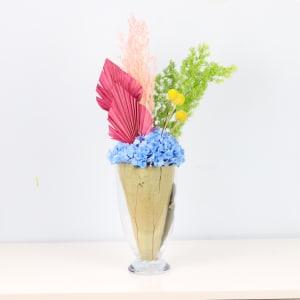 Sunday Sundae Dried Flowers