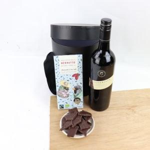 Pepperjack Shiraz & Chocolate