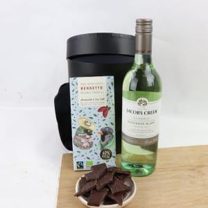 Sauvignon Blanc & Chocolate