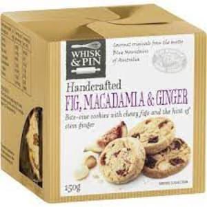 Fig, Macadamia & Ginger